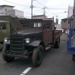 トヨタトラック4t車